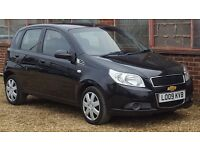 Chevrolet Aveo 1.2 LS 5dr - FULL 12 MONTHS MOT - WARRANTY INCLUDED - DELIVERY AVAILABLE - PX - SWAP