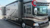 2010 Itasca Ellipse 42AD Classe A pusher diesel 400HP CUMMINS