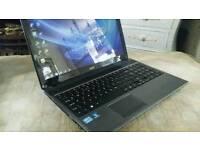 Acer 4Gb ram 250Gb hard disk Hdmi 15.6led screen