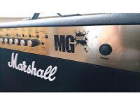 Marshall MG100FX 100 Watt Guitar Amplifier