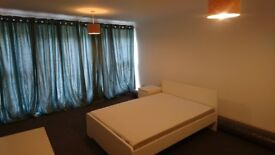 Large Double Room to rent with Balcony near CMK, Conniburrow. All bills included