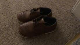 Next leather shoes