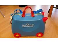 BNIB trunki ride on suitcase
