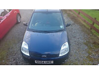 Ford Fiesta 1.4L Zetec '04 - 76,955 miles, Great Starter Car