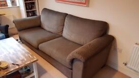 4-seater sofa bed for £125