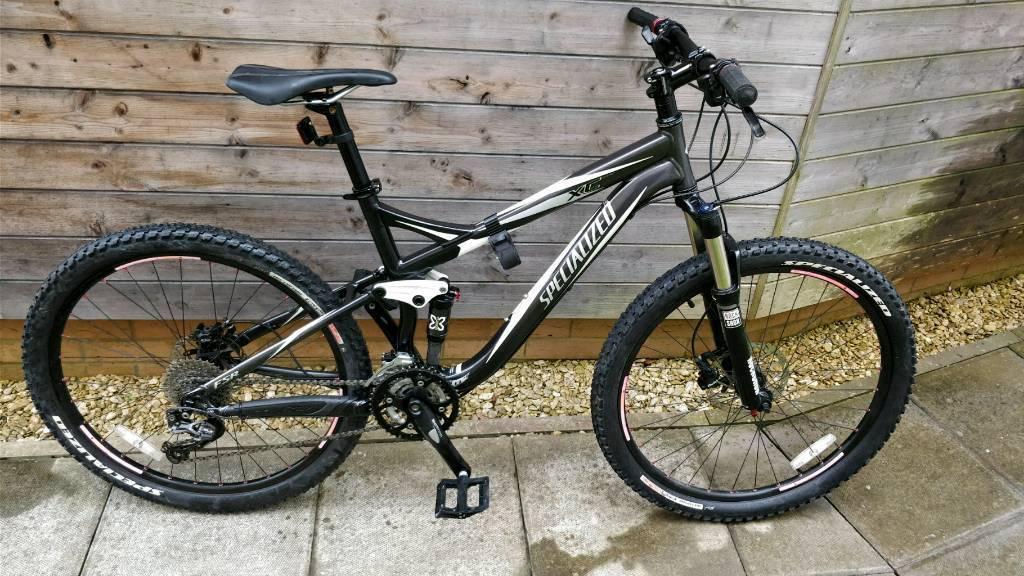 Specialized Full Suspension Mountain Bike - Mountain Bike