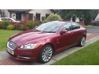Jaguar 08 XF Premium Luxury 2.7l Saloon 43100 miles
