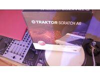 Traktor Scratch Pro - A6 - Brand New - Unused