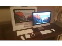 Apple iMac 21.5 inch Display MK442B/A 2.8GHz, with 1TB Hard Drive + Wireless Key