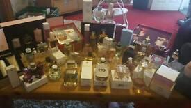 Genuine perfumes
