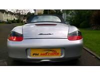Part ex - Porsche Boxster 986 - only 48k miles