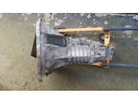 FORD TRANSIT MT 75 GEARBOX CAMPERVAN ETC