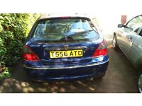 1999 ROVER 211I 12month MOT x2 keys / 1 owner from new / **£325 ono**