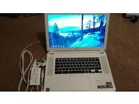 Acer Chromebook 15 CB5-571 15.6-Inch Notebook - Intel Celeron processor, 4 GB RAM, 32 GB HDD
