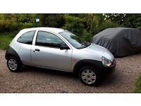 FORD KA 1.3 - 2005 - MOT TO APRIL 2018 - 2 OWNERS FROM NEW