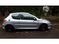 Peugeot 206 QuickSilver 1.4 For Sale