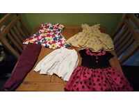 Bundle of baby girl clothing 18 -24 months