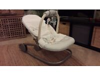 Mamas and papas baby rocker chair