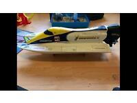 Rc boat brushless