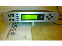 Behringer Ultra-curve DSP-8000 Digital Graphic/RTA for live/studio/Hi-Fi