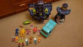 Scooby doo Bundle of toys