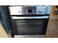 Beko OIF22300X Built In Electric Single Oven - Stainless Steel