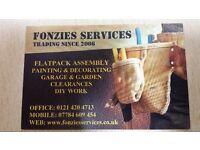 Flat Pack Furniture (Flatpack) Assemblers/Assembly & Handyman Services (Birmingham Based Company)