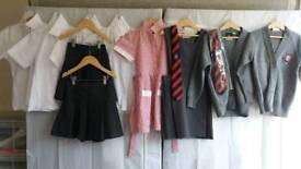 Girls School Uniform fit for P1 P2 Model School Carrickfergus Trutex Banner Hunter M&S