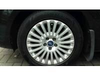 Ford Focus Titanium Alloys