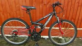 Mountain bike FS24