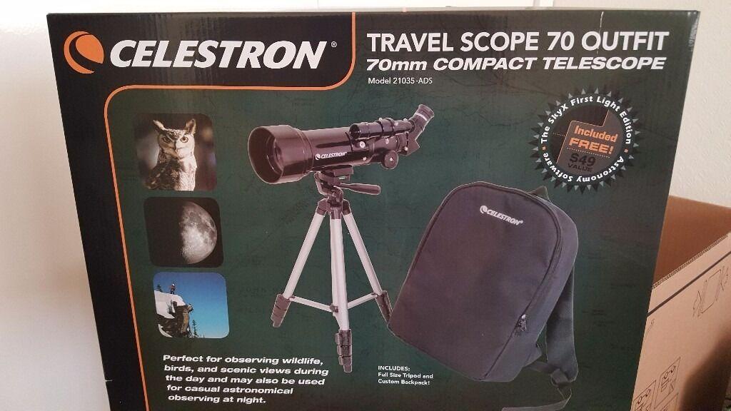 Teleskop celestron travel scope d sklep militaria pl