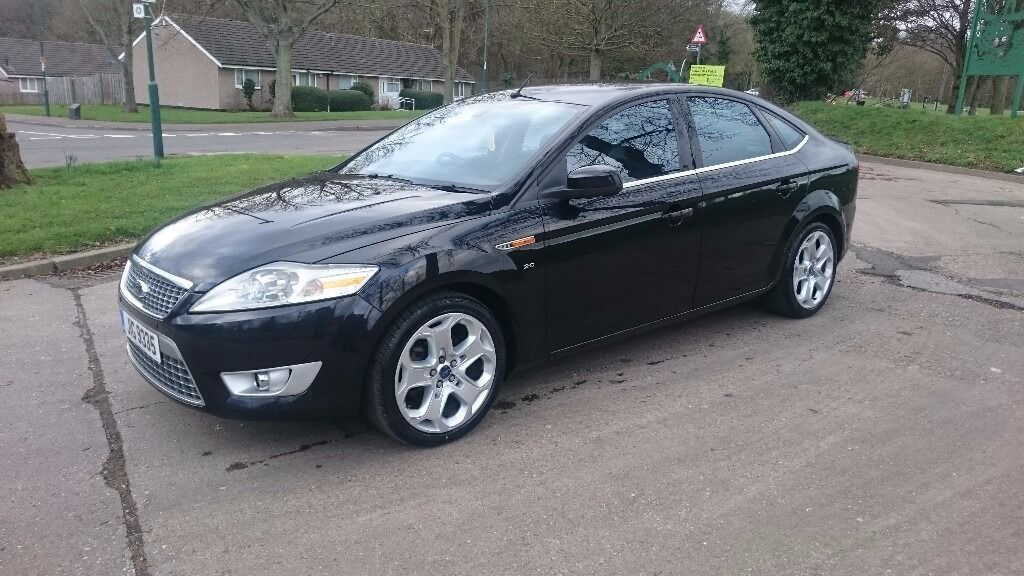 ford mondeo mk4 titanium x 2007 2 0tdci manual 11 mths. Black Bedroom Furniture Sets. Home Design Ideas