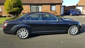 "Mercedes-Benz S350 7g Automatic "" LOW MILEAGE!!!"" FULL MOT."