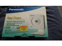 panasonic surveillance camera bl-c101
