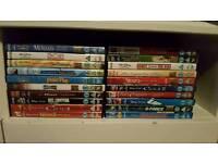20 disney dvds