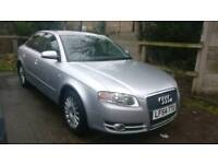 Audi A4 2005 facelift 79k LOW MILES, Hpi clear, Full Service, 1 Year MOT, Great Drive - QUICK SALE