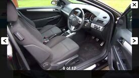 Vauxhall Astra sxi 1.8 petrol black 50000 miles FSH MOT
