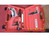 Brand New Hilti DX460 Nail Gun PLUS ACCESSORIES!!