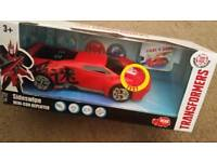 Transformers Sideswipe Mini-Con Deployer Car BNIB