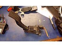 FORD FIESTA 1.4 TD MK6 02-08 Electronic Throttle Accelerator Pedal 2S61-9F836-BA