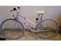 Girl's Hybrid 6 speed Bike