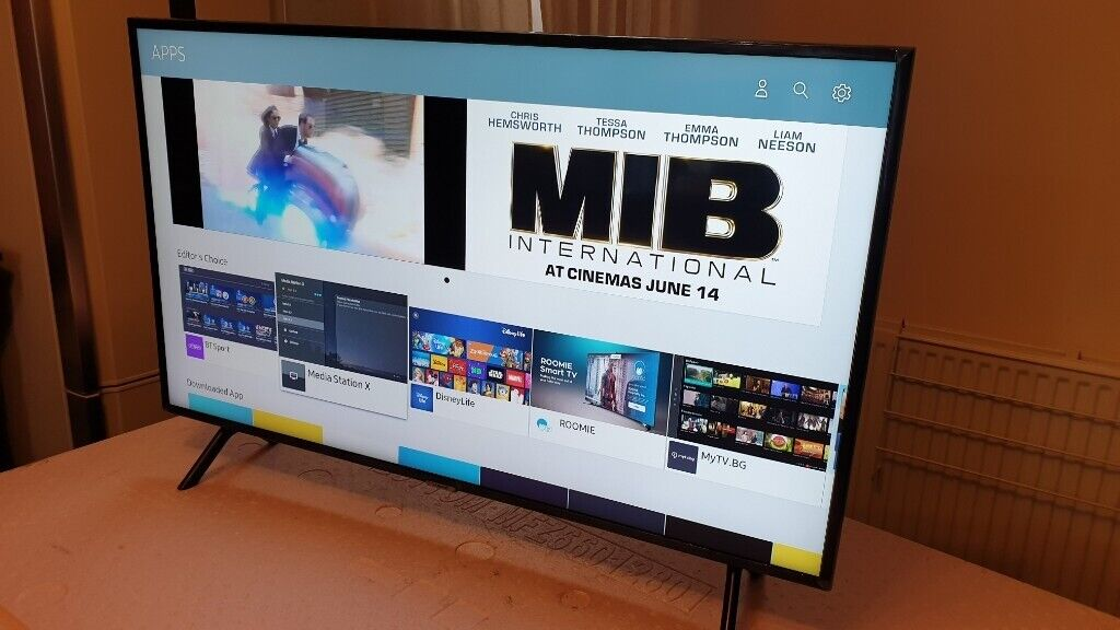 BOXED SAMSUNG 43-INCH Smart 4K UHD HDR LED TV with Wifi,Bluetooth,TVPLUS,  FREEVIEW & FREESAT HD | in Salford, Manchester | Gumtree
