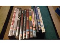 11 DVD's for a bargain price