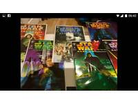 Full set special edition Star Wars comics