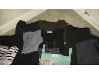 Bundle of top quality women's tops etc. VGC 12 items. All Size 26