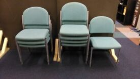 Meeting room chairs ( Excellent condition £65 for 14 or £5 each)