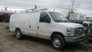 2010 Ford E250 5.4L RWD For Parts Outing