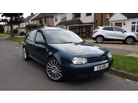 VW Golf Mk4, 2002, 1.6 With some great Mods!