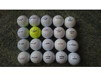 Dunlop Golf Balls