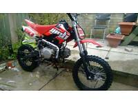 110cc welsh pitbike